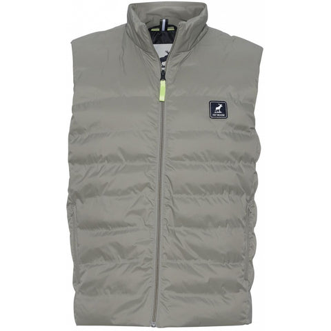 Fat Moose Duncan Recycled Vest Vest Khaki