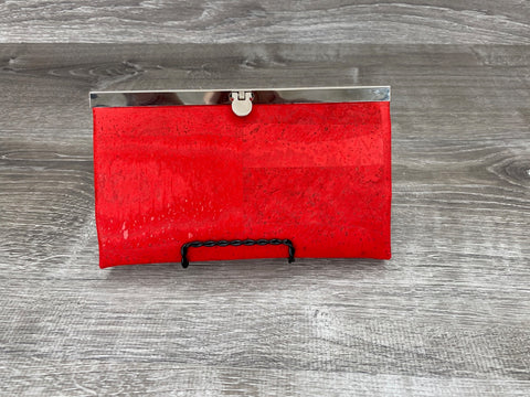 Red Cork Rozy Slim Line Wallet
