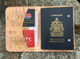 Cork Passport Wallet