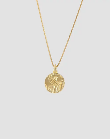 Big Coin Necklace