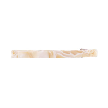 Slim Clip in Ivory