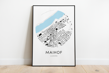 Luzern Maihof Map
