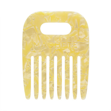 No. 4 Comb in Butter