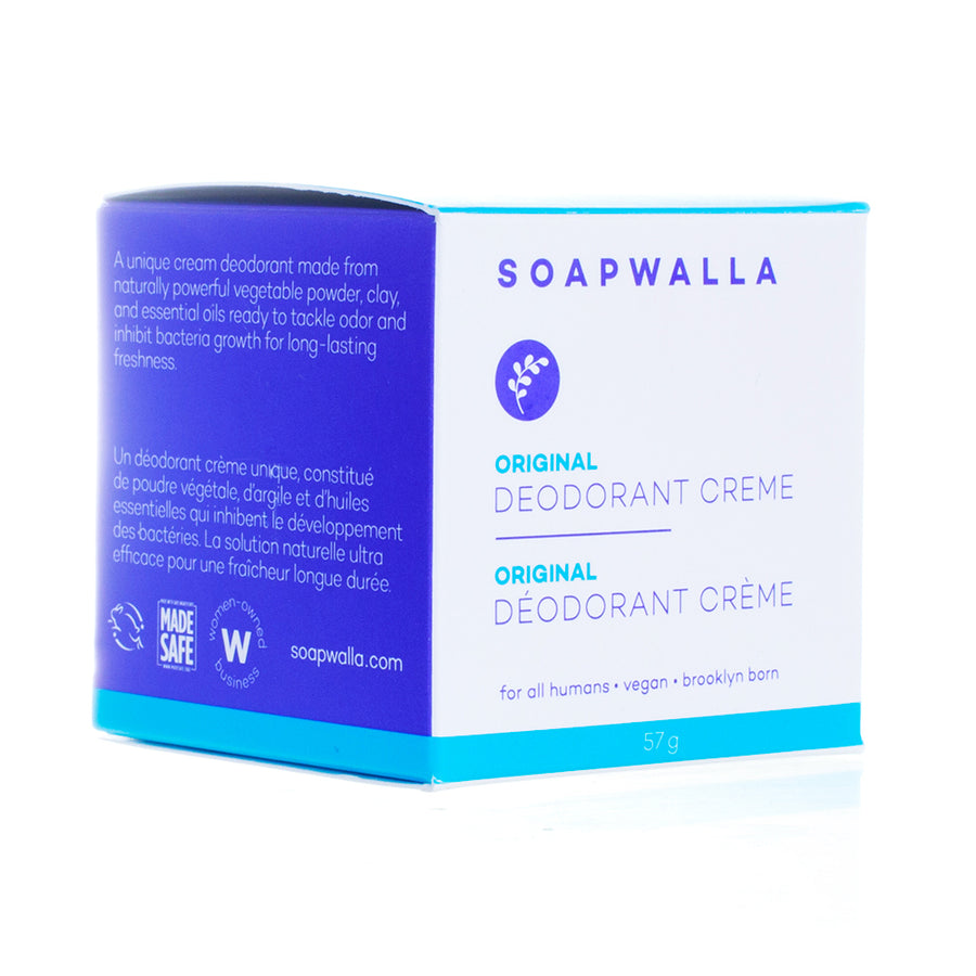 Original Deodorant Cream Lavender Tea Tree