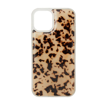 iPhone Case in Blonde Tortoise