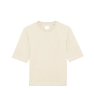 Ida T-Shirt Natural Raw