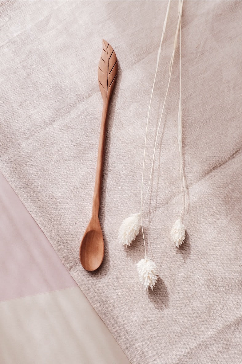 Feather Spoon