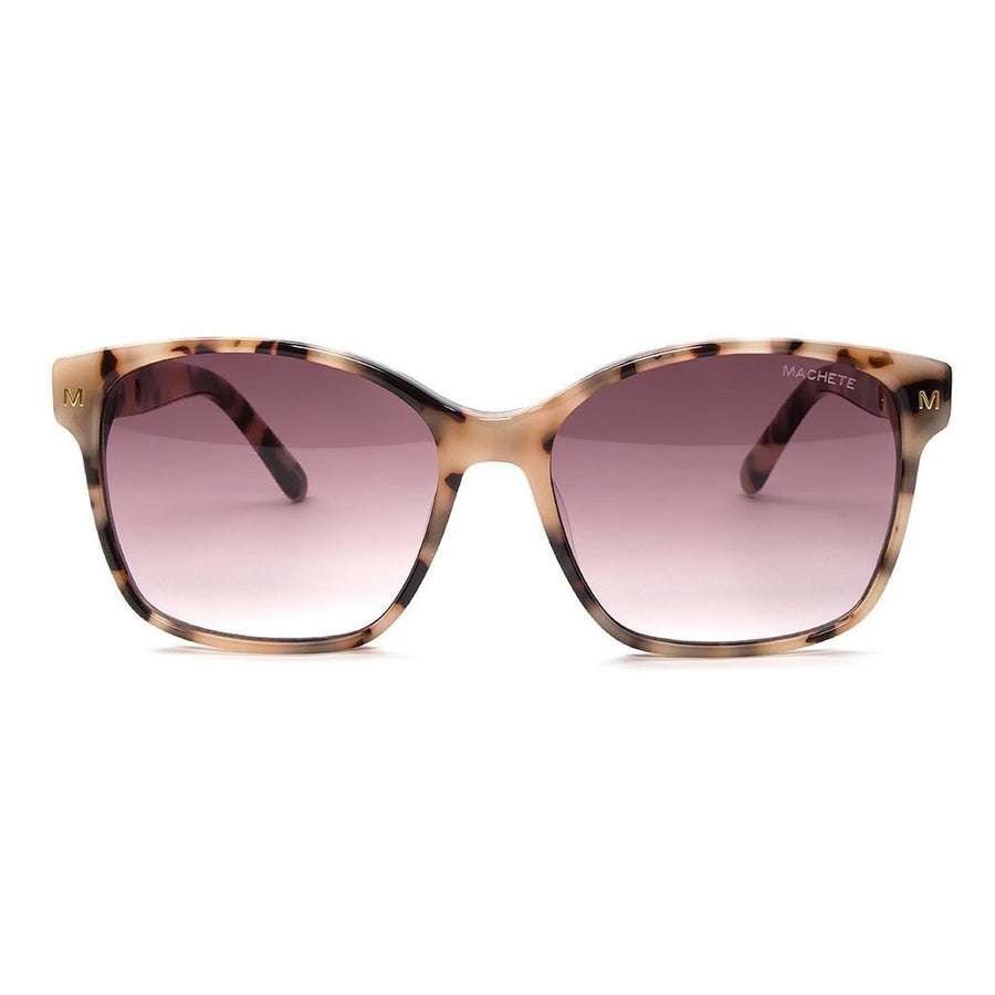 Jenny - Sunglasses in Blonde Tortoise