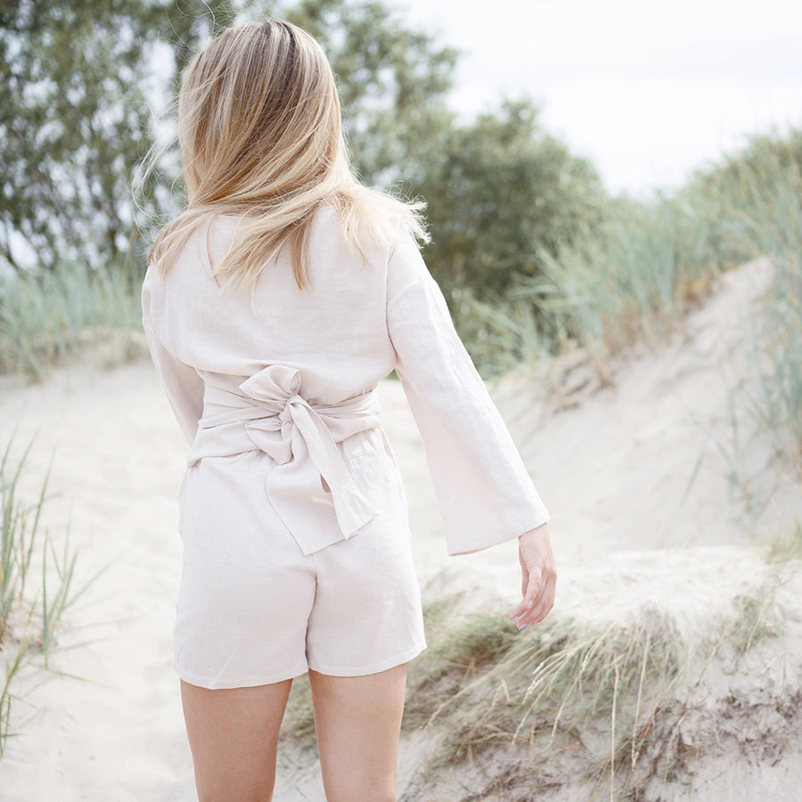 Shorts Haley in Blush
