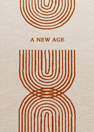 A New Age Card