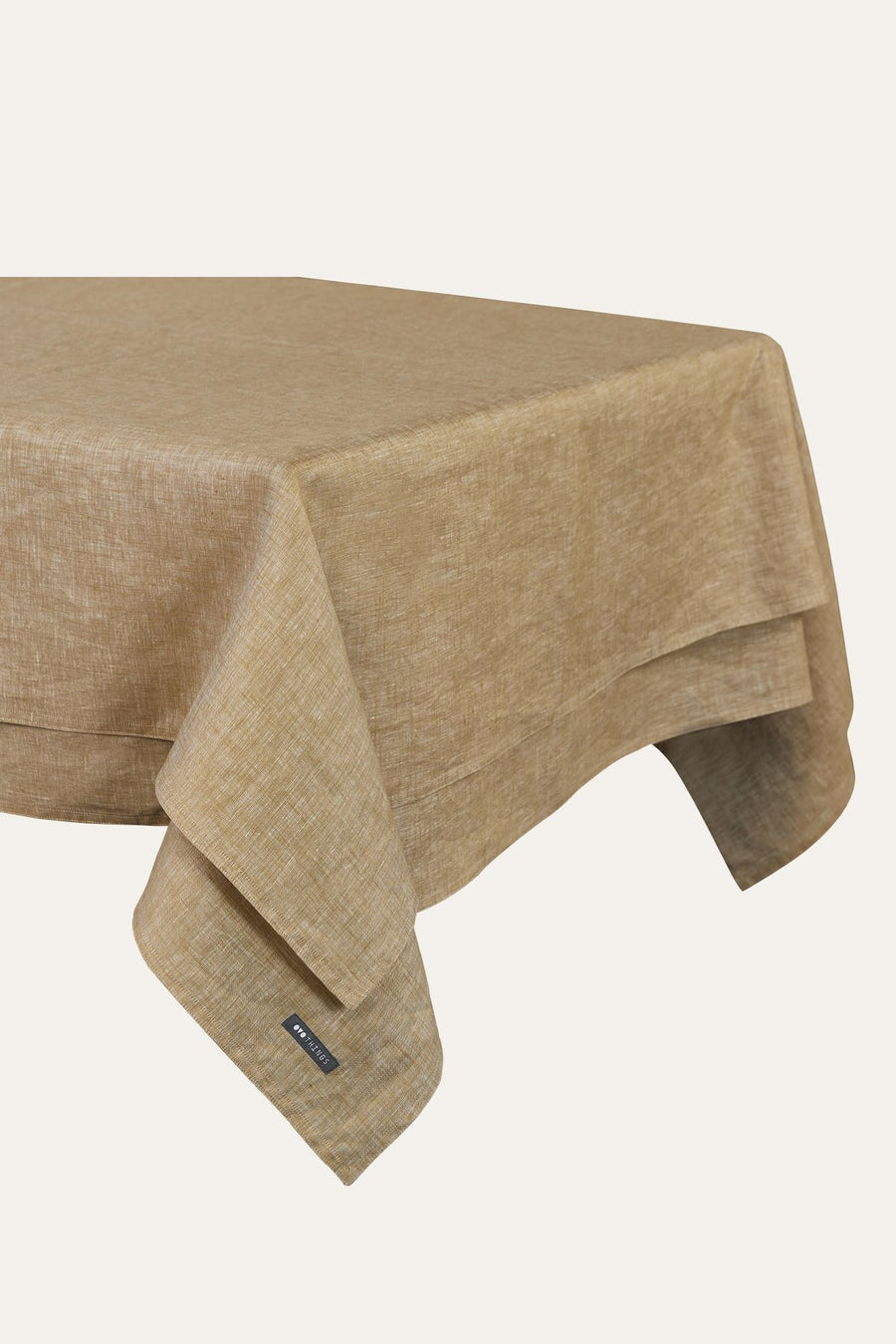 Linen Tablecloth in Sand