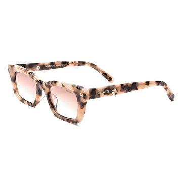 Ruby - Sunglasses in Blonde Tortoise