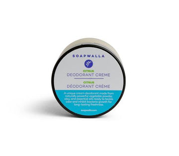 Original Deodorant Cream Citrus