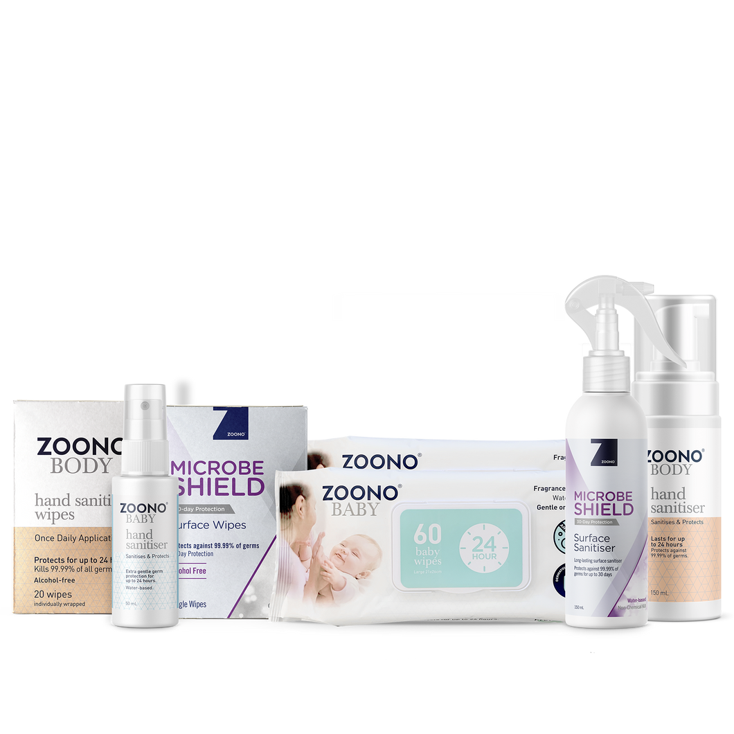 Baby Bundle - Zoono