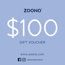 Load image into Gallery viewer, Gift Voucher | $30, $50, $100, $150 - Zoono