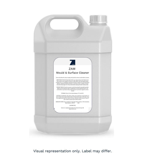 ZAM Mould & Surface Cleaner (Anti-Mould) Bulk 5L - Zoono