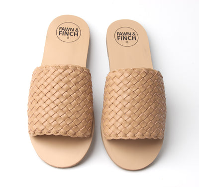 Salted Weave Mummy Slide's