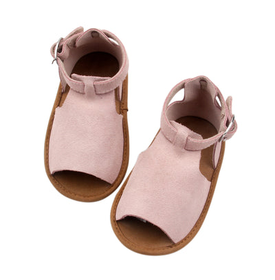 Pretty In Pink Eldorado Sandals