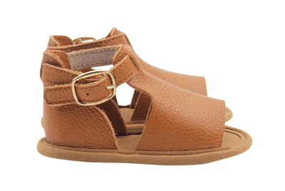 Blair Bear Tan Eldorado Sandals