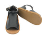 Jett Black Eldorado Sandals