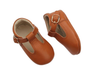 Quinn Tan T-Bar Moccasins