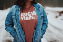 Load image into Gallery viewer, Women's Rogue Vibes T-Shirt