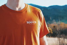 Load image into Gallery viewer, Rogue Outline T-Shirt // Orange