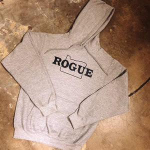 Rogue with Oregon Outline Sweatshirt