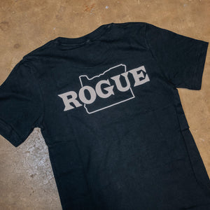 Rogue Oregon Outline T-Shirt