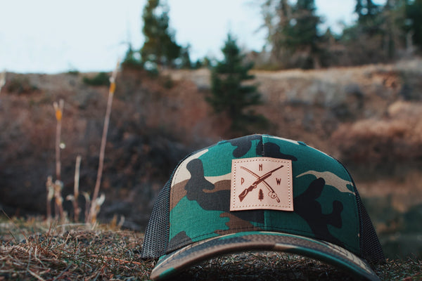 PNW Outdoor Patch Hat