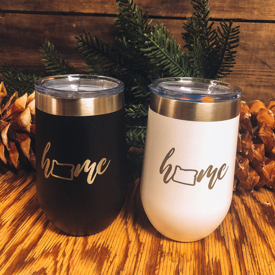 Home Wine Insulated Cup