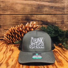 Load image into Gallery viewer, Drink Oregon Embroidered Hat