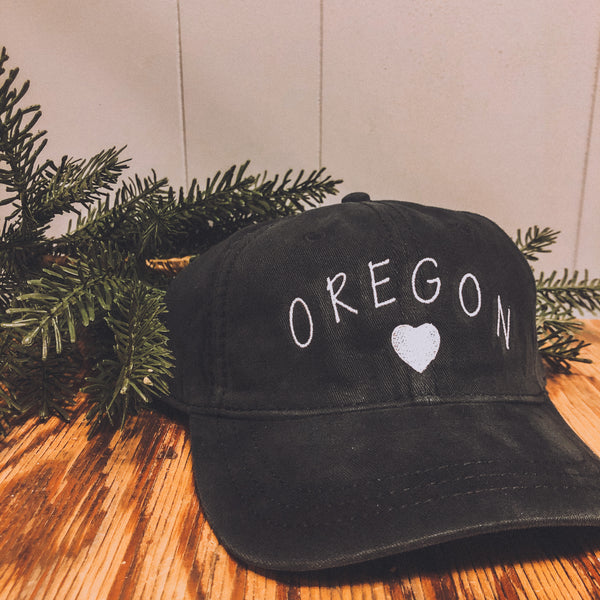 Oregon Heart Hat