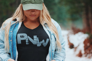 Women's PNW Word T-Shirt