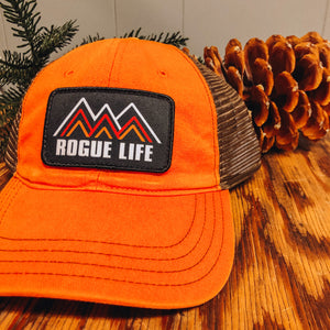Unstructured Rogue Life Hats