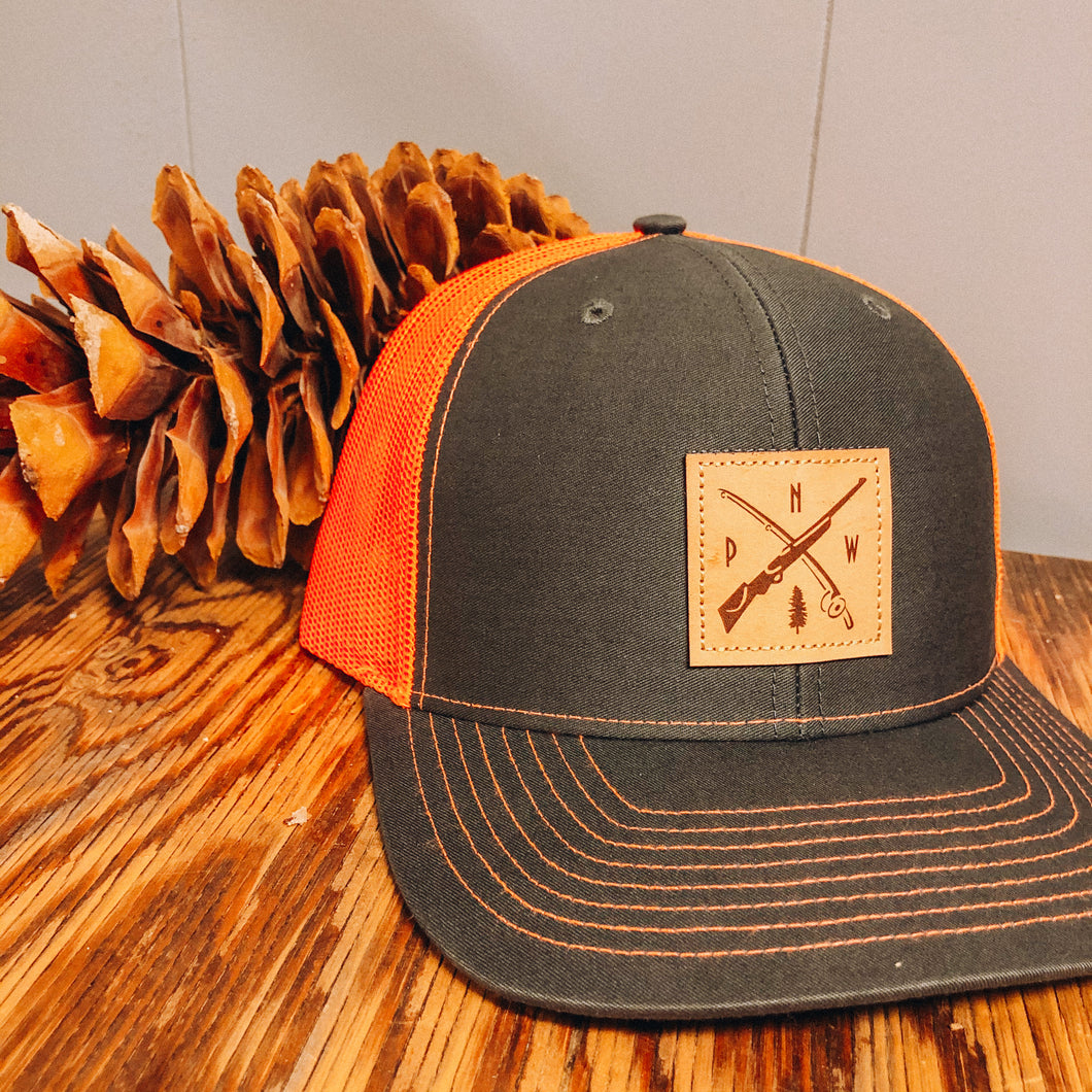 PNW Outdoors Patch Hat