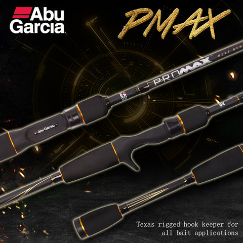 e278bcfc8188 100% Origin Abu Gracia Pmax Medium (M) Freshwater Casting Rod Carbon 201cm 2