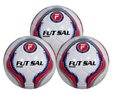 Recife Official USYF Futsal Ball- 3 PACK
