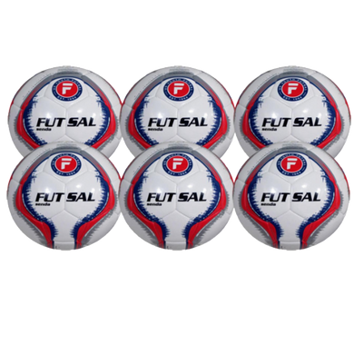 Recife Official USYF Futsal Ball- 6 PACK