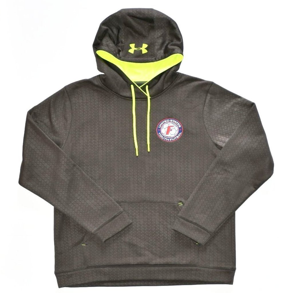 Retro Underarmour Sweatshirt - 2 color options