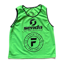 USYF Logo Training Vests - 4 color options