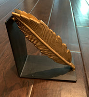Feather Bookend