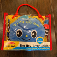 The Itsy-Bitsy Spider Soft Baby Book