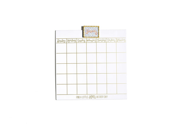 Happy Everything Magnetic Dry Erase 18in Wall Calendar