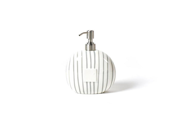 Stone Skinny Stripe Mini Soap Pump