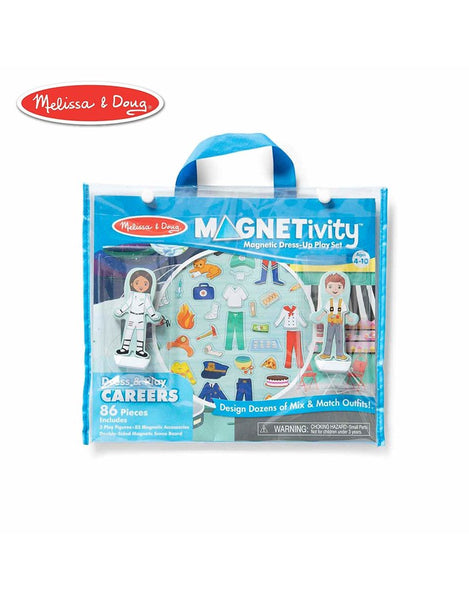 Magnetivity Dress & Play Careers