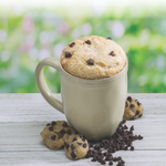 Chocolate Chip Cookie Dough Mug Cake Single