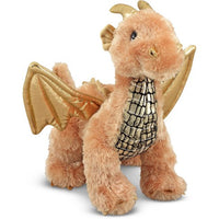 Luster the Dragon Stuffed Animal