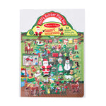 Puffy Sticker - Santa's Workshop