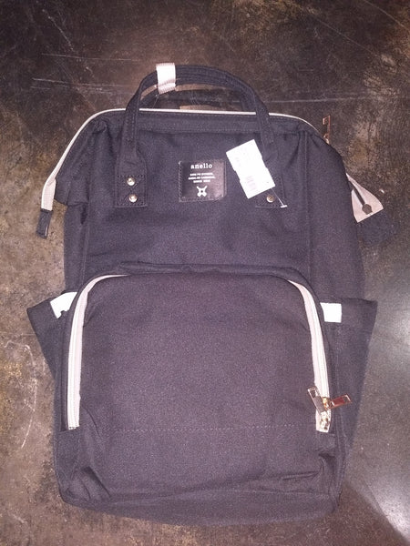Diaper Backpack - black